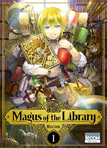 Magus of the library T. 1