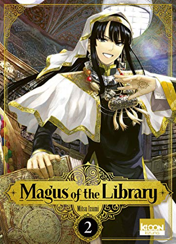 Magus of the library T. 2