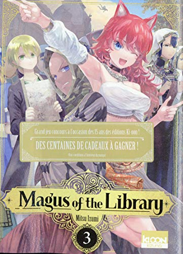 Magus of the library T. 3